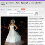 Solo Style Chérie Couture a Roma Sposa